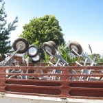 15 trikes fabricated in Ethiopia