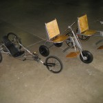 Tomahawk, DOTT with wheelbarrow & 20 in. wheels