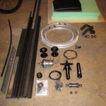 Parts for the trike