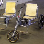 DOTT trike-Wheelbarrow & 20 in. Wheels