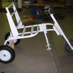 First DOTT trike prototype