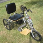Finished US trike