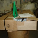 First Trike boxed for North Africa